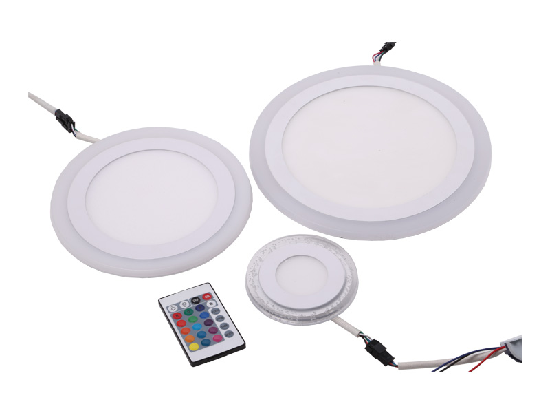 5W-24W Waterproof IP44 60-110LM/W LED Panel Lights