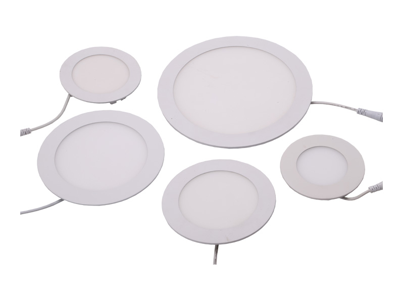 LED PANEL LIGHT SINGLE COLOR RECESSED