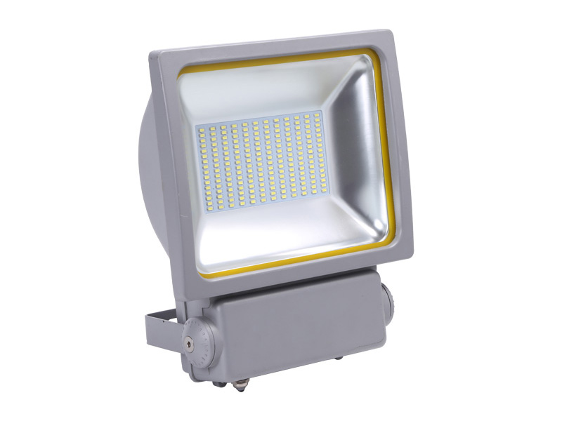 80-130LM/W Village Road Lighting LED Flood Lights