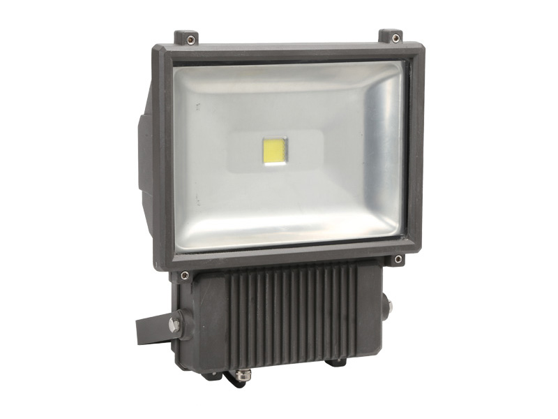 80-130LM/W Die-casting Aluminum Waterproof LED Flood Lights