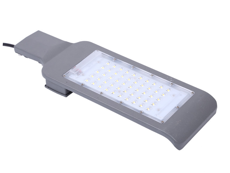 90-130LM/W Die-casting Aluminum IP65 LED Street Lights