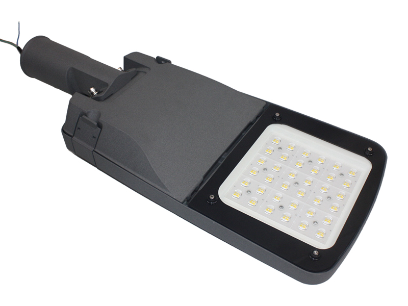 120-130LM/W Waterproof IP65 LED Outdoor Parking Lot Street Lights